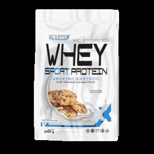 Whey sport protein cookie 2kg